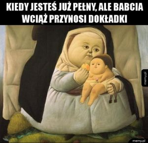U babci