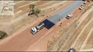 Ekspresowa budowa drogi