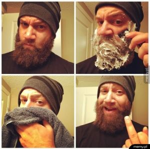 Jak facet powinien golić brodę