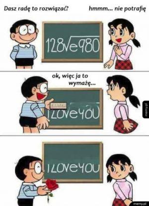 Podryw na matematyka