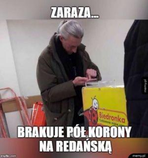 Geralt w biedrze