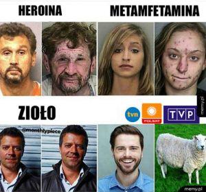 Efekty przedawkowania
