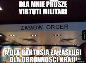 Order jest!