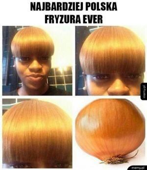 Polska fryzura