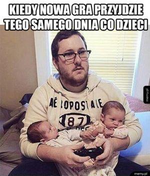 Gracz został ojcem