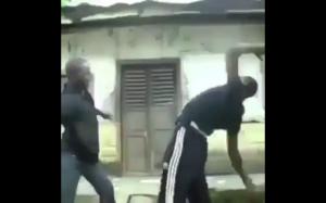 Oscarowa scena walki