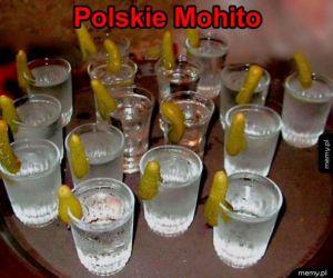 Polskie mohito