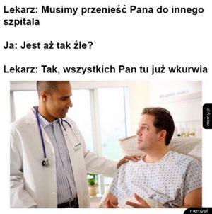 Problematyczny pacjent