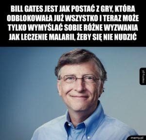 Bill Gates przeszedł już wszystko