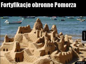 Fortyfikacje obronne Pomorza