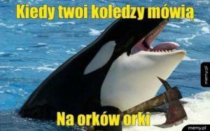 Orkowie!