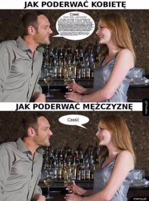 Jak poderwać kobietę/mężczyznę