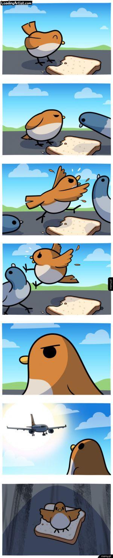 Walka o chleb