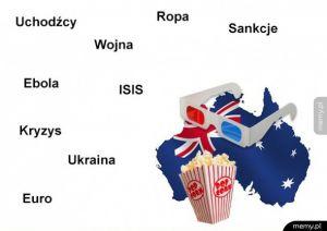 Tymczasem Australia