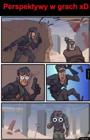 Perspektywy w grach