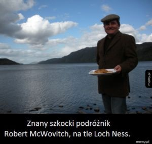 Robert McWovitch