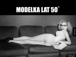 Piękna modelka