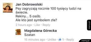 Symbol zła