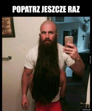 Długa broda
