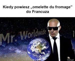 Jestem poliglotą