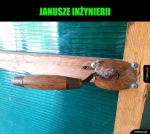 Janusze inżynierii!
