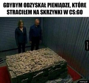 Byłbym bogaty