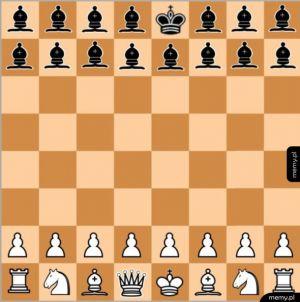 Granie w szachy z Watykanem takie jest
