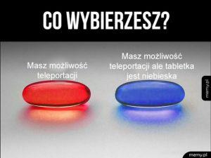 Co wybierzesz?
