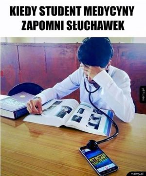Studenci medycyny