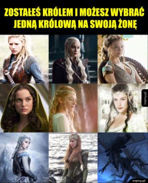 Wybierz swoją królową!