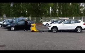 Sposób na parkowanie dla kobiet