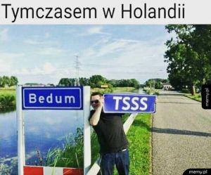 Takie rzeczy w Holandii