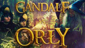 """Wielkie Konflikty - """"Gandalf vs Orły"""""""