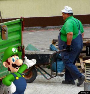 Luigi po latach