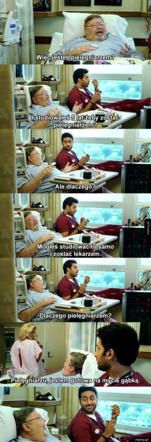 Pielęgniarz