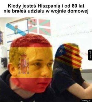 Hiszpania nie wytrzymała