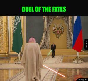Wizyta króla Arabii Saudyjskiej w Moskwie