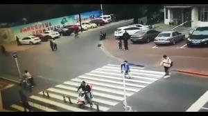 Niebezpieczne przejścia dla pieszych