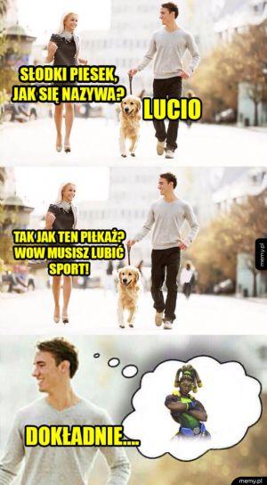 Lucio'oh!