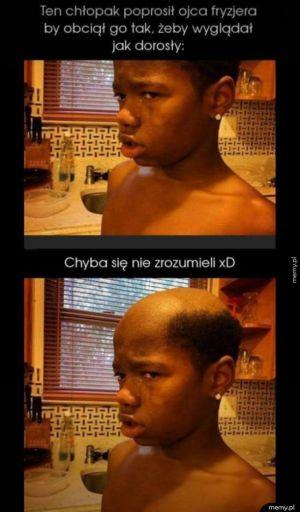 Tata fryzjer