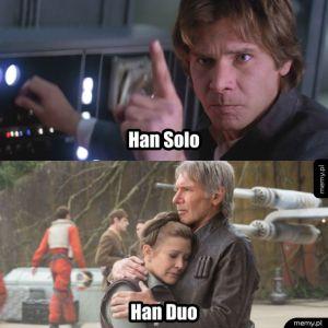 Solo Han Duo