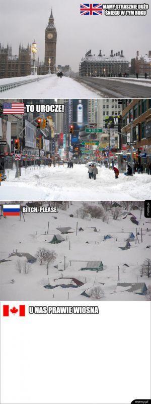 Tyle śniegu