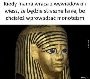 Takie rzeczy w starożytnym Egipcie