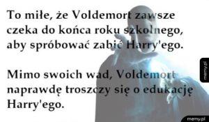 Dobry ziomek Voldemort