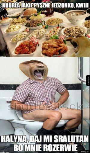 Pyszne jedzonko