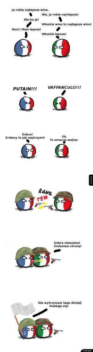 Wojna włosko-francuska