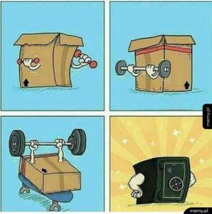 Efekt ćwiczeń