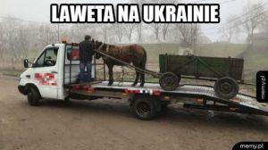 Koń się zepsuł