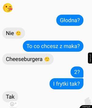Kiedy kobieta nie jest głodna