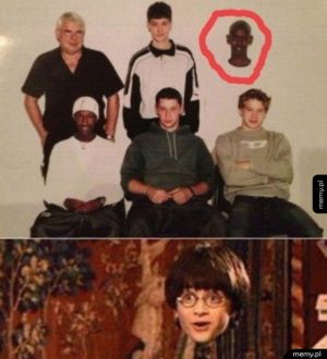 Potter, to ty?